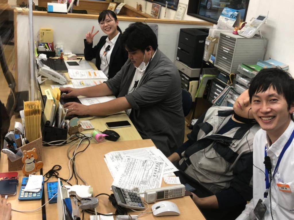 【外国人スタッフ紹介】ケイカフェ(アイラブ車検)おおのじょう店スタッフブログ